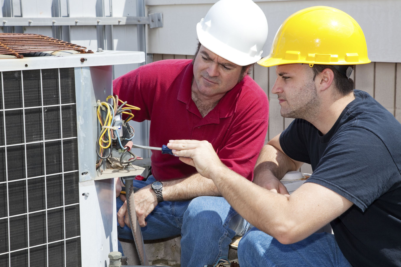 Do customers owe you money for HVAC services? Call