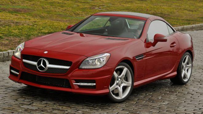 Slideshows Mercedes Benz Mercedes Slk Mercedes Benz Slk