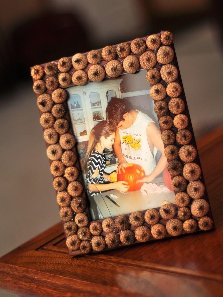 Ein einfacher Bilderrahmen basteln | Kinderzimmer | Pinterest ...