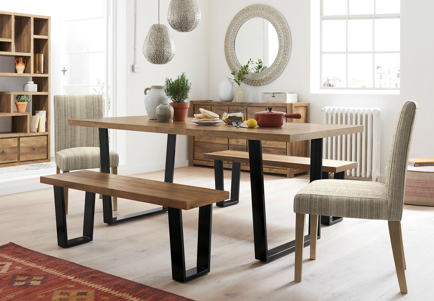 Chiltern 6 Seater Dining Table From The Next Uk Online