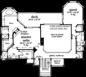 Upper Floor Design