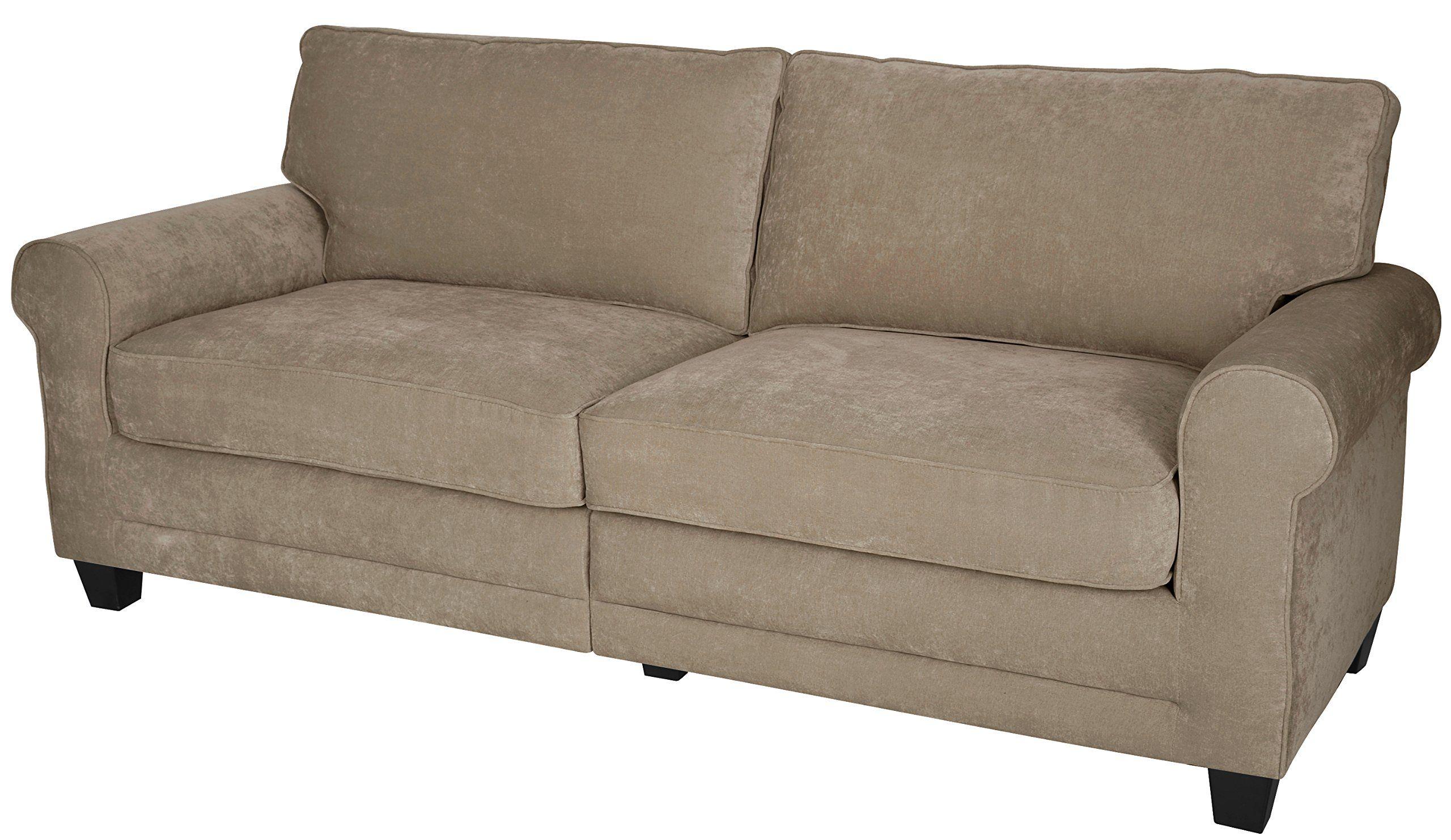Serta Rta Copenhagen Collection 78 Sofa In Marzipan Check Out