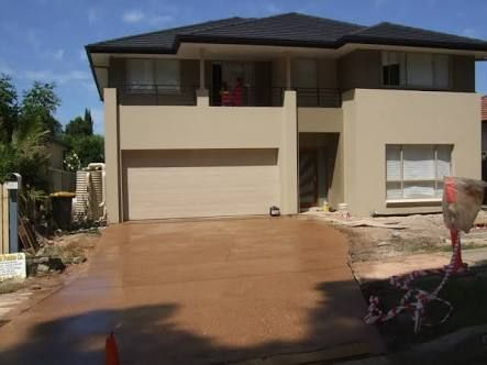 Image Result For Colorbond Dune Render Facade House Exterior Paint Colors For House House Colors