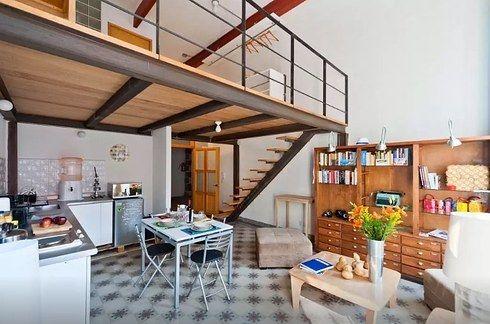 15 lugares incre bles en la ciudad de m xico para rentar for Casa de campo en sevilla para alquilar