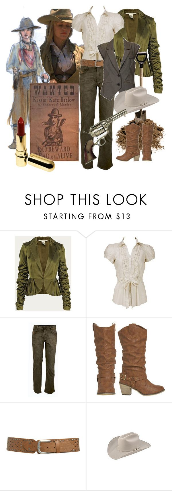 """""""Kissin' Kate Barlow"""" by midnightdreary liked on Polyvore"""