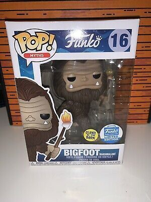 Funko Pop! Myths Bigfoot with Glow Marshmallow Stick #16 Funko Shop Exclusive #afflink Contains affiliate links. When you click on links to various merchants on this site and make a purchase this can result in this site earning a commission. Affiliate programs and affiliations include but are not limited to the eBay Partner Network. #marshmallowsticks Funko Pop! Myths Bigfoot with Glow Marshmallow Stick #16 Funko Shop Exclusive #afflink Contains affiliate links. When you click on links to variou #marshmallowsticks