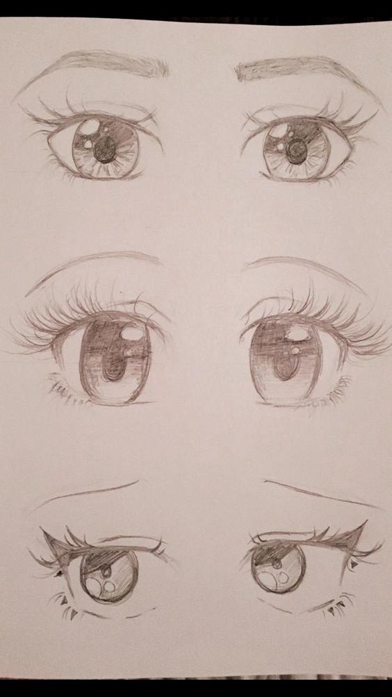 Pin Von Trinidad Layana Auf Cizim Fikirleri In 2020 Manga Augen Zeichnen Anime Augen Anime Augen Zeichnung