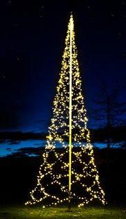 Fairybell Flagpole Christmas Tree Kit Christmas Tree Flag Christmas Tree Kit Outdoor Christmas Tree