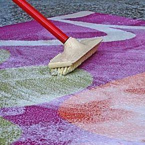 5 astuces de grand m re pour nettoyer les tapis m6 astuces nettoyage nettoyant nettoyer. Black Bedroom Furniture Sets. Home Design Ideas