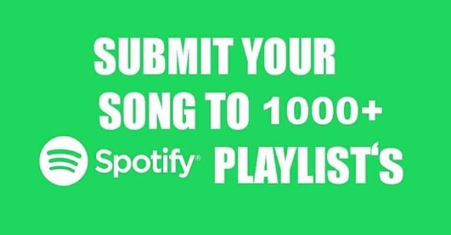 We only submit your music to genre specific playlists  That way we