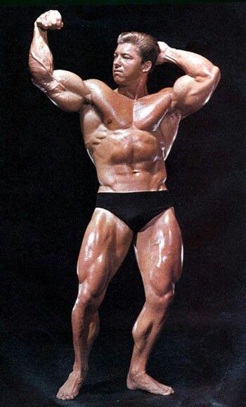 Larry Scott (1965, 1966) | Mr olympia, Bodybuilding, Bodybuilding pictures