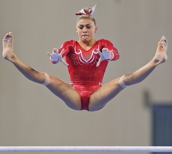 2014 World Artistic Gymnastics Championships Day 2