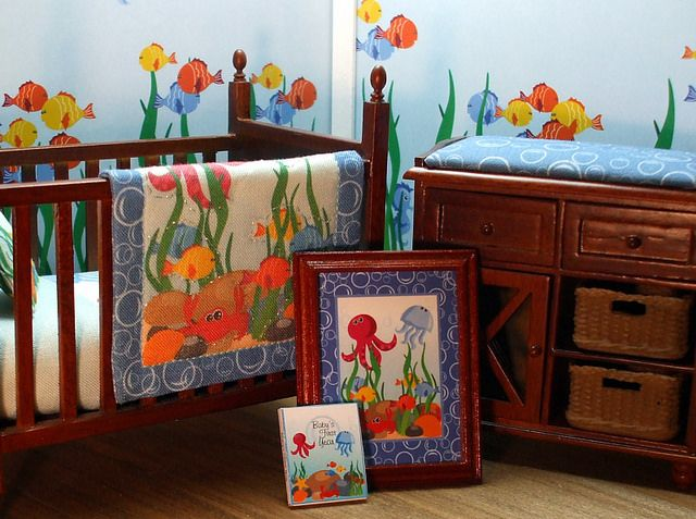 Under the Sea Nursery Collection | Flickr - Photo Sharing!