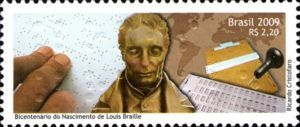 200th Anniversary of Birth of Louis Braille