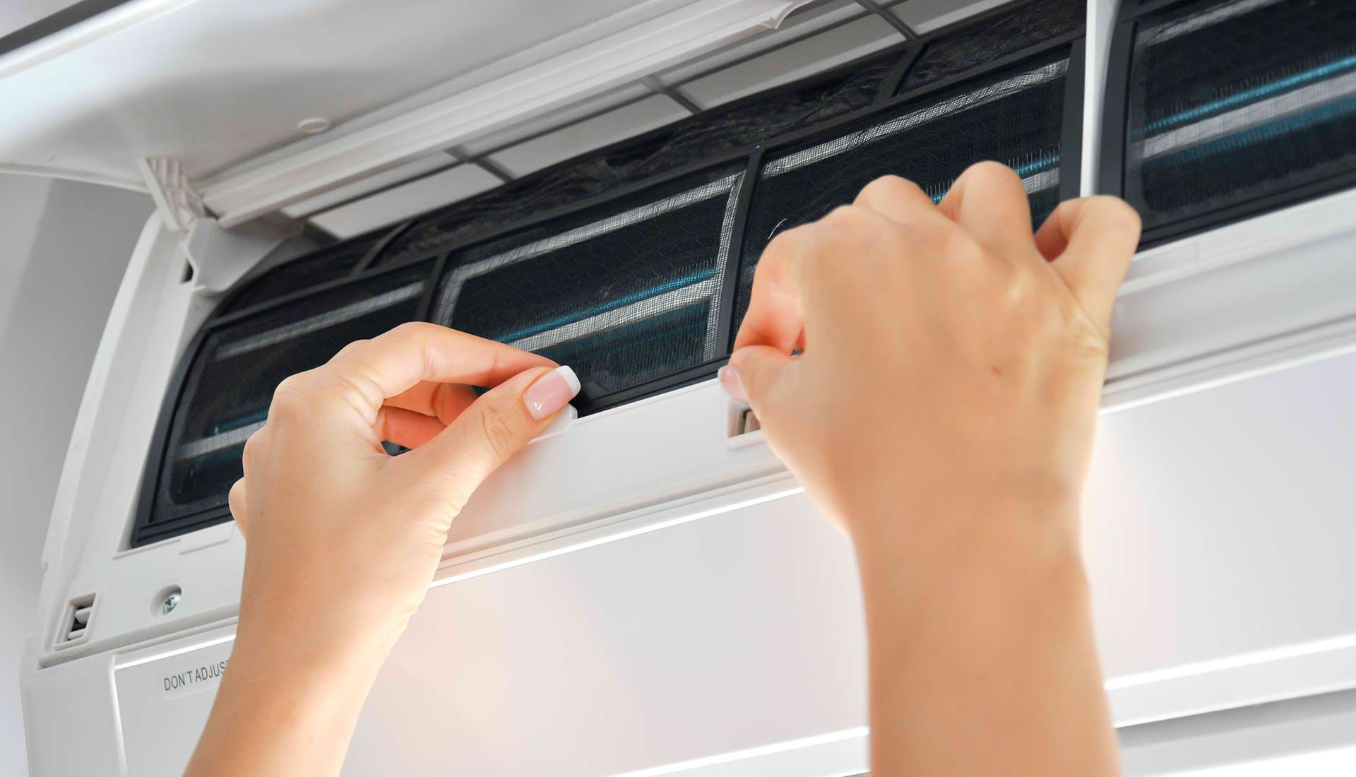Air conditioning cleaning is not the same as air