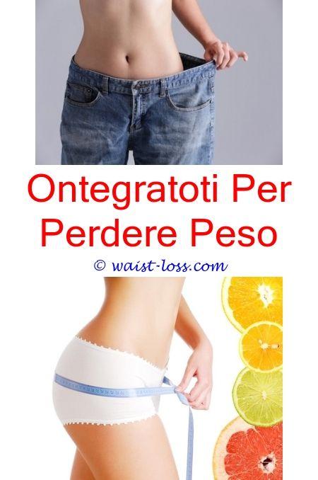perdere peso un mese