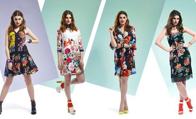 Floral Explosion – Fashion Trends  http://blog.pixiie.net/floral-explosion/