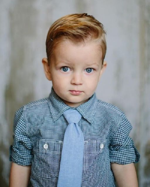 Little Boy Hairstyles: 13 Trendy and Cute Toddler Boy (Kids ...