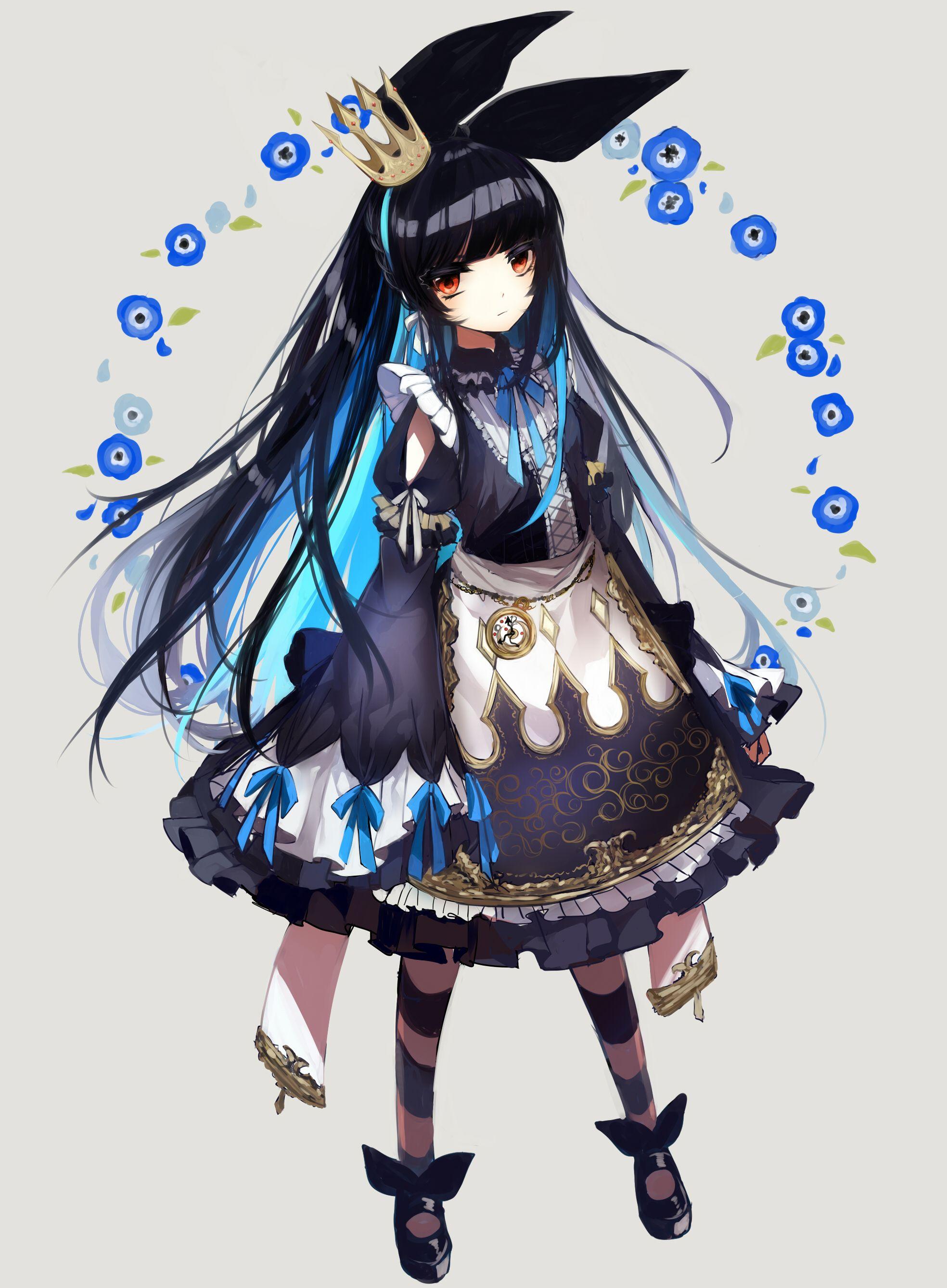 Pixiv Id 8006247/2057319 Zerochan アニメの女の子, キャラクターデザイン