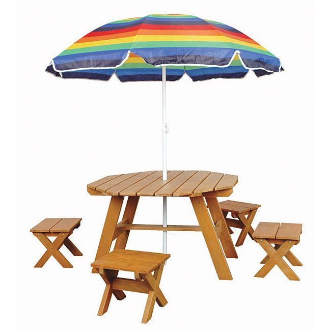 Pine Outdoor Furniture Protection