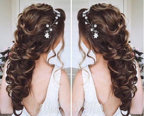 wedding-hair cute hair