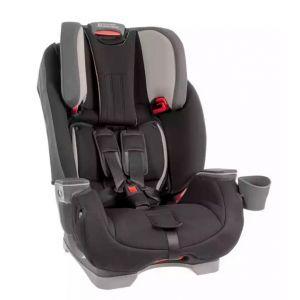 Graco Milestone All-in-One Car Seat Group 0 1 2 3 in Aluminium ...