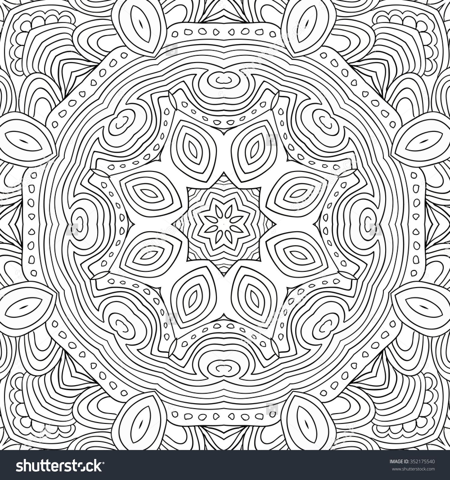 sacred geometry coloring pages - Google Search   Colouring   Pinterest