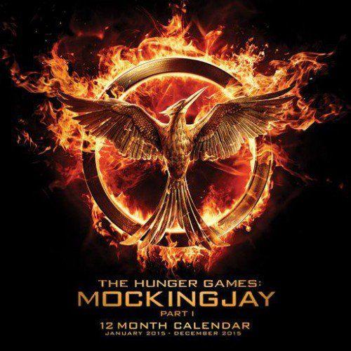The Hunger Games Poster Calendar - Part 1, Mockingjay Official Calendar 2015 (12 x 12 inches) 1art1 http://www.amazon.com/dp/B00P7W0NF8/ref=cm_sw_r_pi_dp_P-TOub0CF9K78