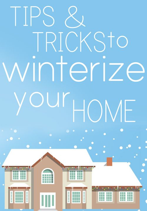 How to Winterize Your Home!! Many are Easy and Cheap!
