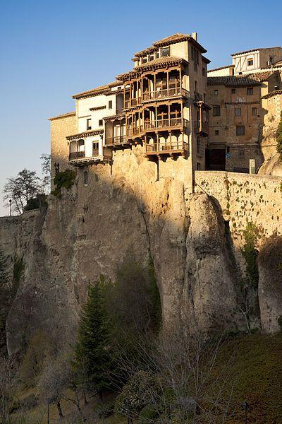 Casas Colgadas de Cuenca, Spain. España, Casas, Imagenes