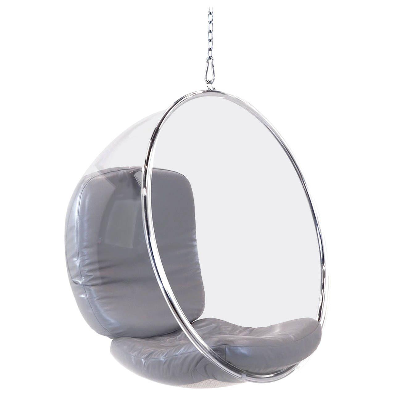 Original Eero Aarnio Bubble Chair, Adelta, Finland | Bubble chair ...