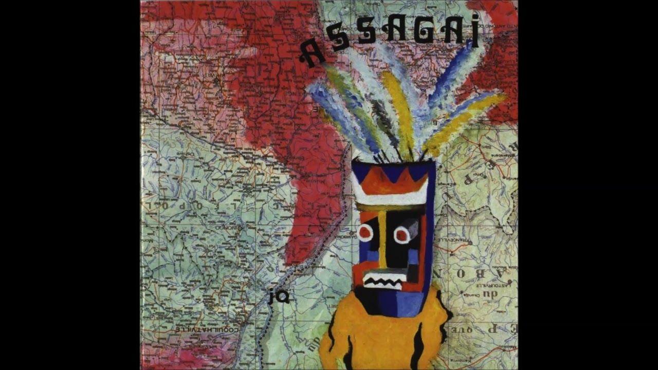 Assagai Assagai 1971 Youtube Debut Album Vinyl Good Music