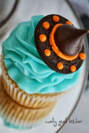 21 halloween cupcakes for a spooky good time