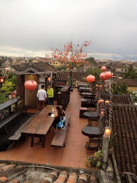 3 Best Hoi An Rooftop Coffee Hoi An Coffee Shop Vietnam