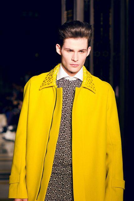 Ong Oaj Pairam AW14 trends London Fashion Week Autumn Winter Style
