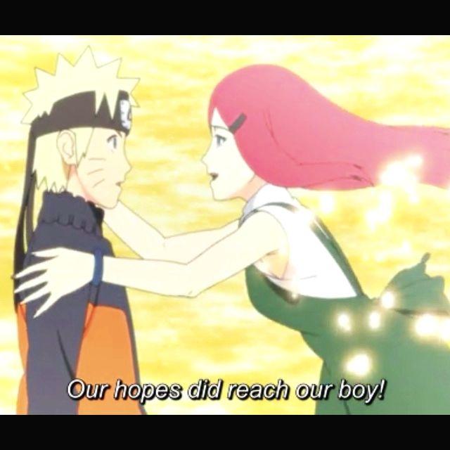 Naruto And Kushina Anime Naruto And Kushina Naruto