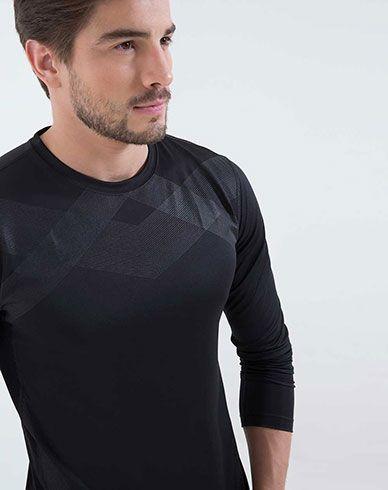 fdf8a20b55af Imagen para Camiseta Deportiva para Hombre Mixtrim 2 Gris de Gef ...