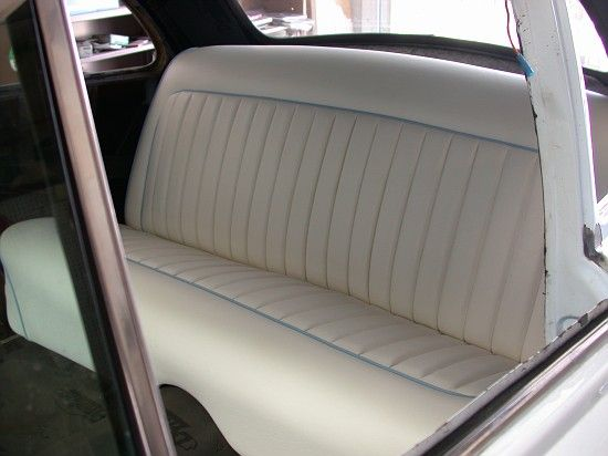 Tuck N Roll Pics Lets See Em The H A M B Upholstery Ideas John