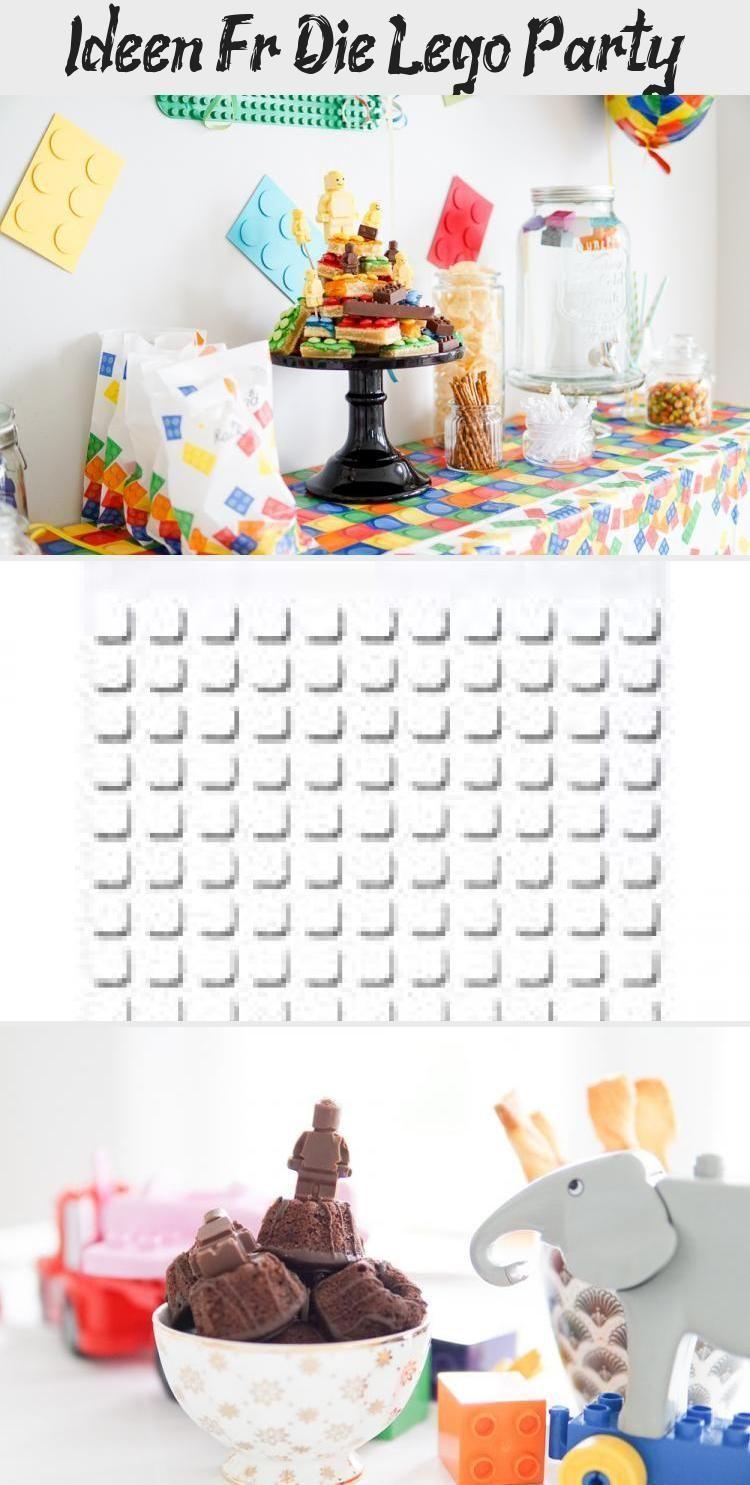 Photo of Lego Kuchen für die Lego Party #PinataKuchenRegenbogen #PinataKuchenBirthday #P…