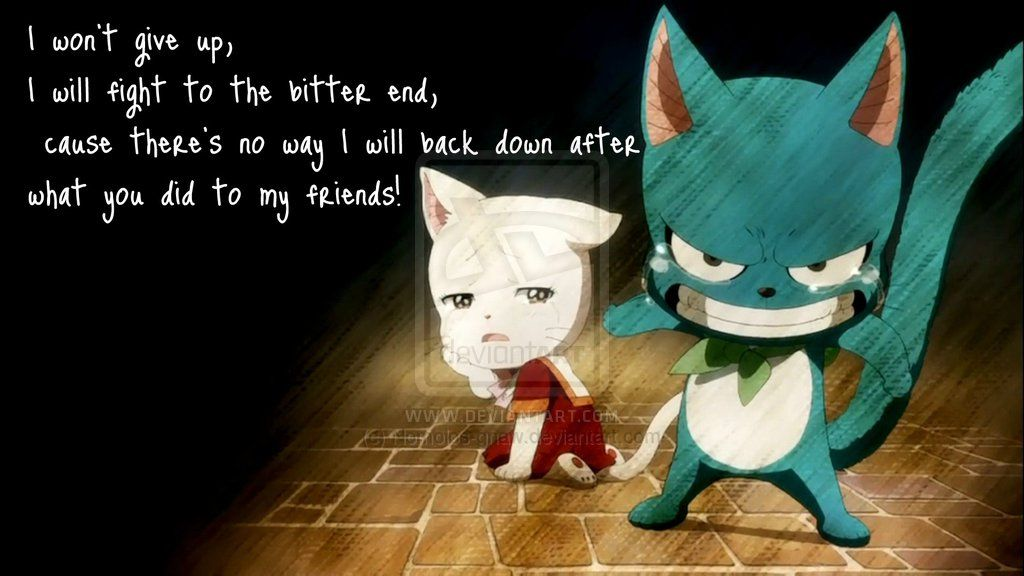 fairy tail happy quotes