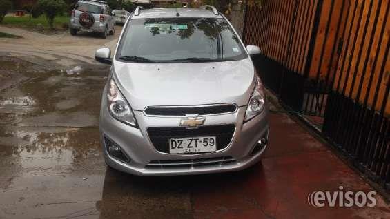 Chevrolet Gm Spark Gt Ii1 2 Lt Ac 2013 Evisos Chile Chevrolet