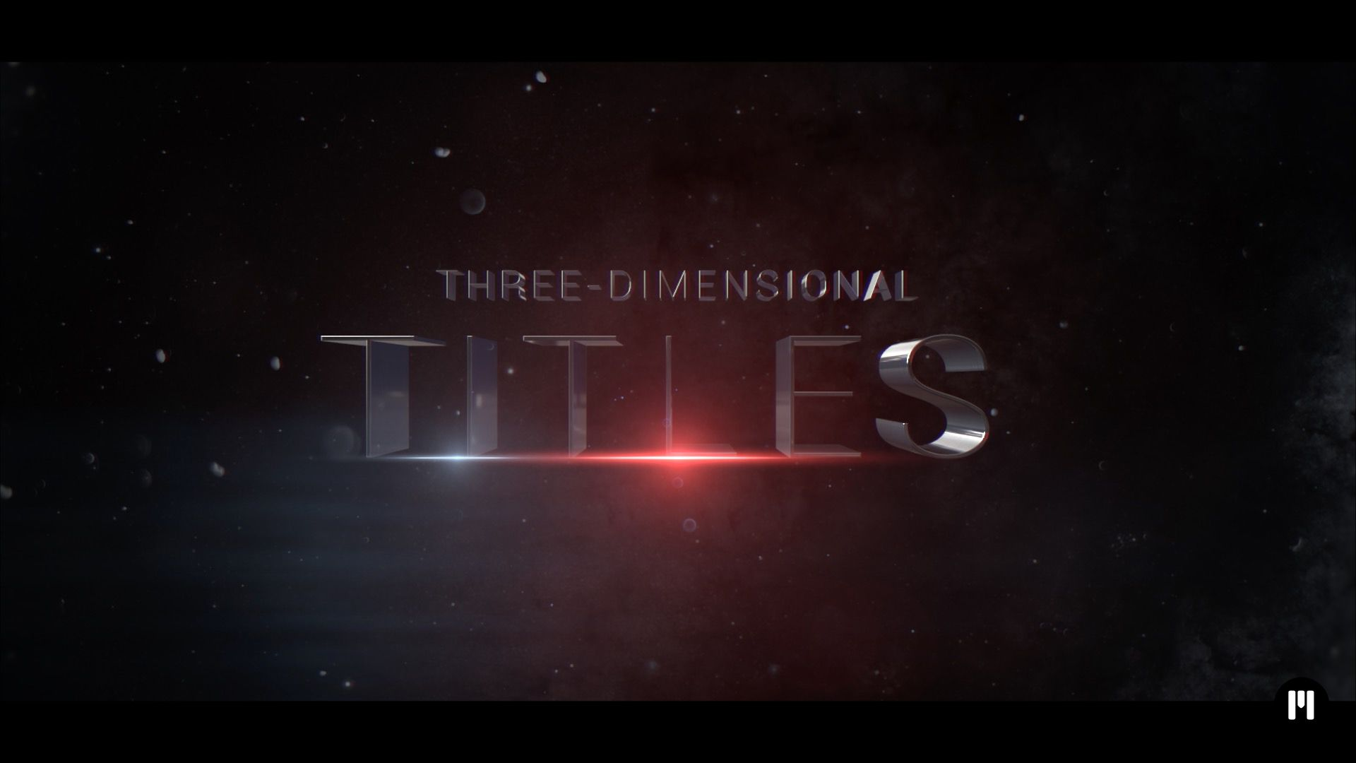 INTRODUCING Thrilling 3D Trailer for # FCPX and # Motion5 ...