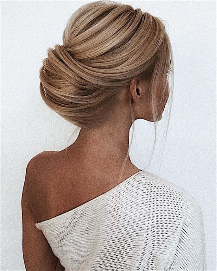 40 Inspiration For Wedding Day Hairstyles For Long Hair Medium