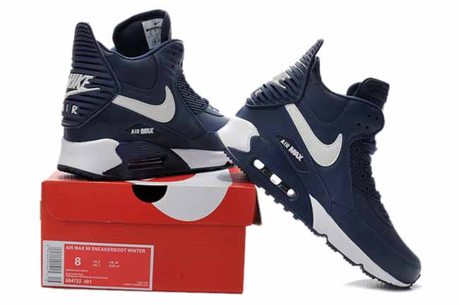 90 High-Top Outdoor Boots Nike Air Max