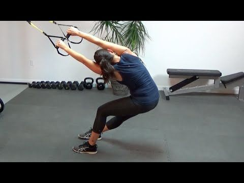 trx fullbody 5  get your legs ripped arms and core