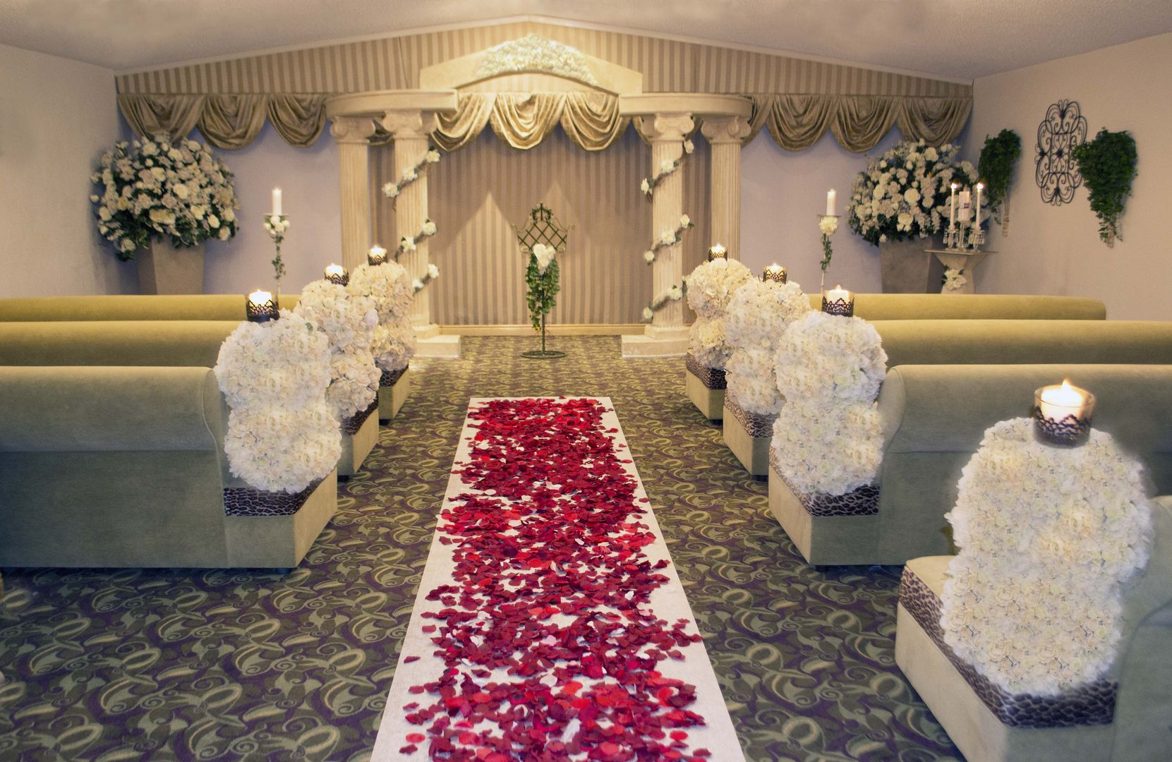 Affordable Elegance And Luxury Belleza Wedding Chapel Las Vegas Is One Of The Most Romantic