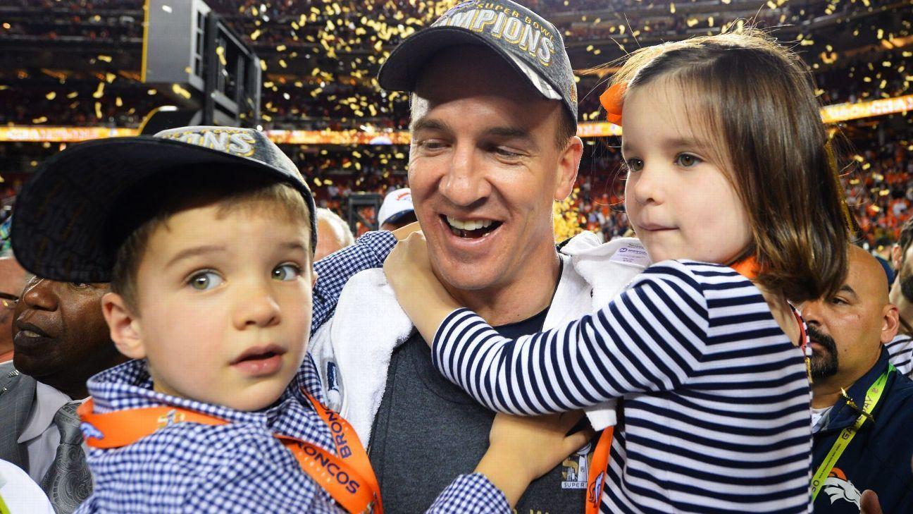 O\u0027Connor: If it\u0027s up to mom, a Super Bowl win is Peyton\u0027s final ...