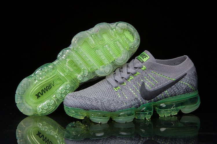 air vapormax aliexpress air vapormax gris et verte homme