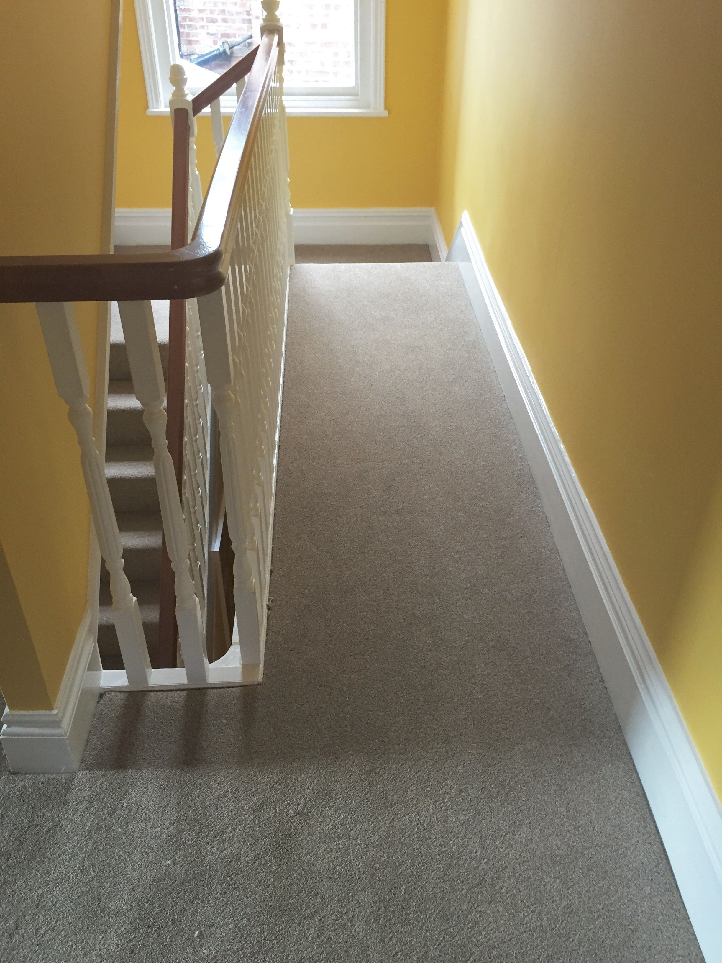Landing Carpet Fitted Recently In Stockport Home Carpet Stairs Landing Carpet Carpet Fitting
