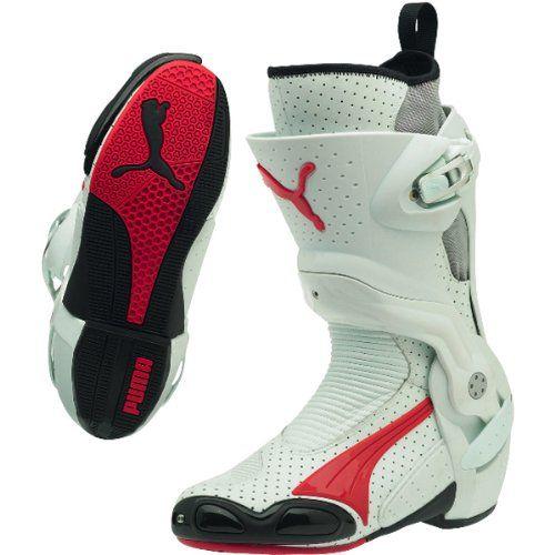 puma biker boots